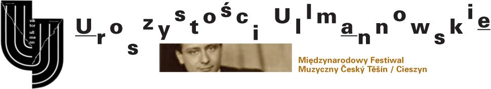 Viktor Ullmann festival Logo